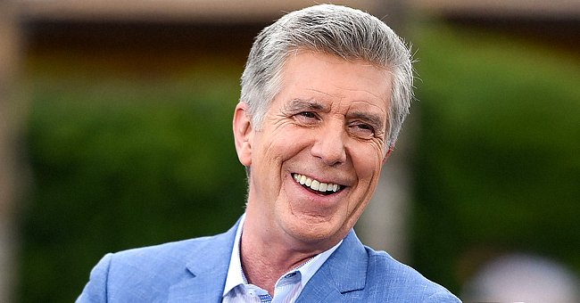 DWTS Ex-host Tom Bergeron Thrills Fans with a Funny Clip of His Adorable Dog Watching Squirrels