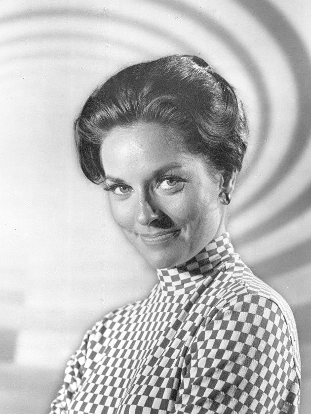 Lee Meriwhether as Dr. Ann MacGregor from The Time Tunnel   Photo: Wikimedia Commons Images