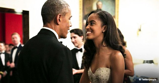 Michelle Obama reveals what daughter Malia's prom night was like with 'a boy she kind of liked'