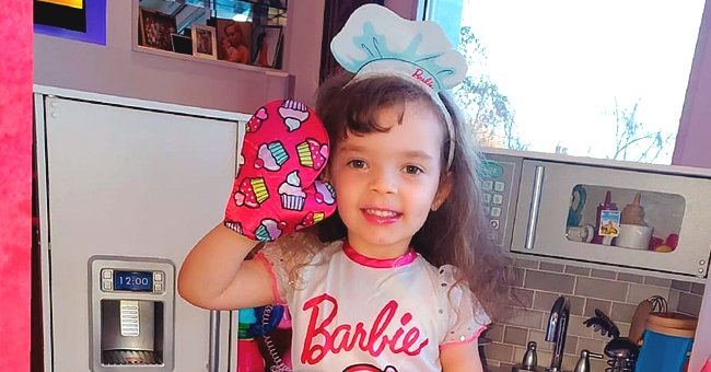 Ice-T and Coco's Daughter Chanel Is the Cutest Little Chef during Photoshoot in Her Play Kitchen