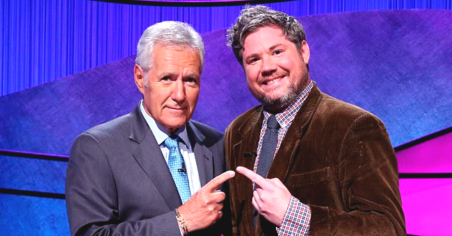 Alex Trebek Joins 'Jeopardy!' Alum Austin Rogers on His Podcast to Discuss His Love of Home Repair