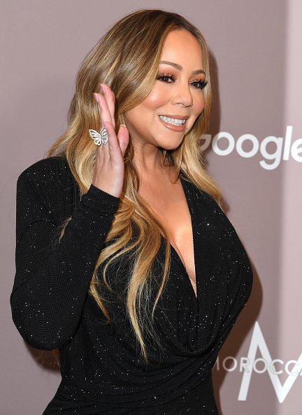 Mariah Carey arrives at the Variety's 2019 Power Of Women: Los Angeles Presented By Lifetime at the Beverly Wilshire Four Seasons Hotel on October 11, 2019 in Beverly Hills, California | Photo: Getty Images
