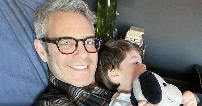 Andy Cohen on the Surprising Choice of Music He Enjoys Listening to with His 2-Year-Old Son Ben