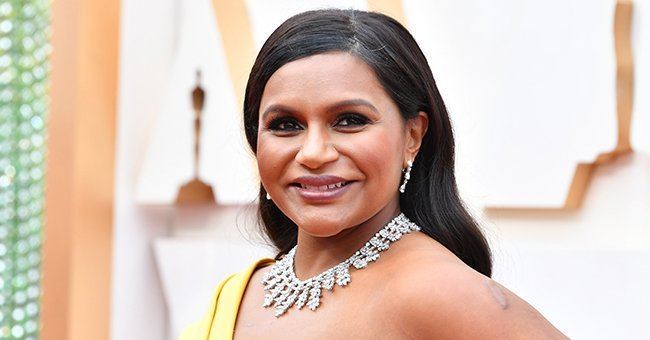Mindy Kaling arrives at the 92nd Annual Academy Awards at Hollywood and Highland on February 09, 2020 | Photo: Getty Images