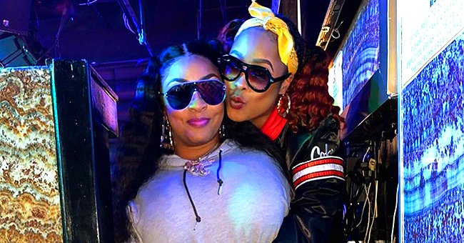 Inside How Da Brat's Girlfriend Jesseca Celebrated Their 1st Anniversary as a Couple