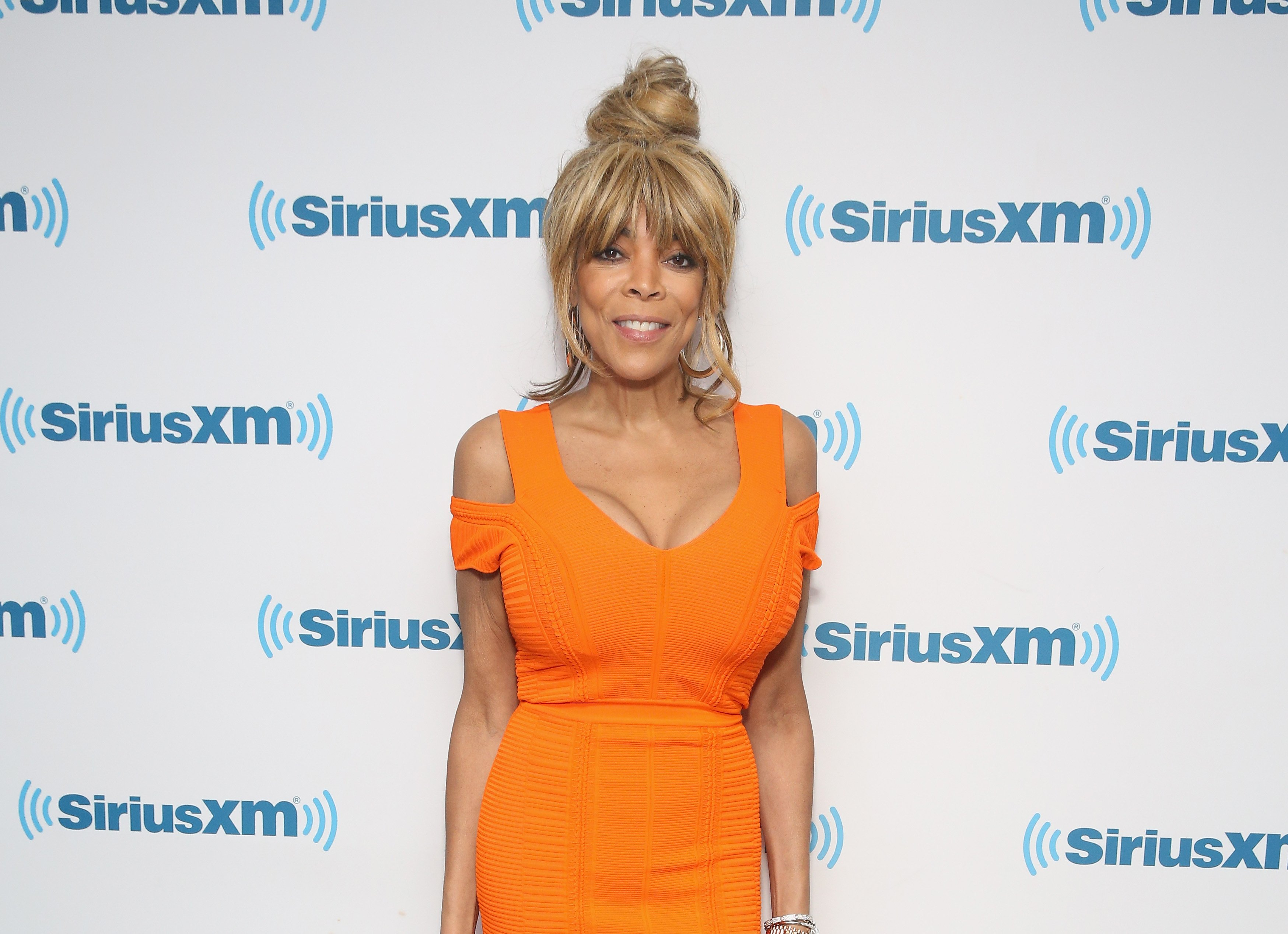 Wendy Williams visits the SiriusXM Studios on July 26, 2017 in New York City. | Photo: Getty Images