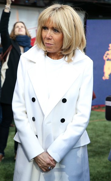 Brigitte Macron. | Photo : GettyImage