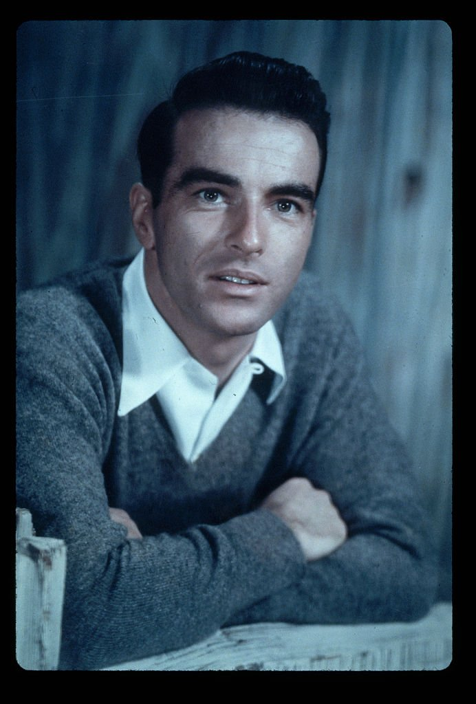 A studio portrait of Montgomery Clift before his accident on 01 January, 1940   Photo: Getty Images