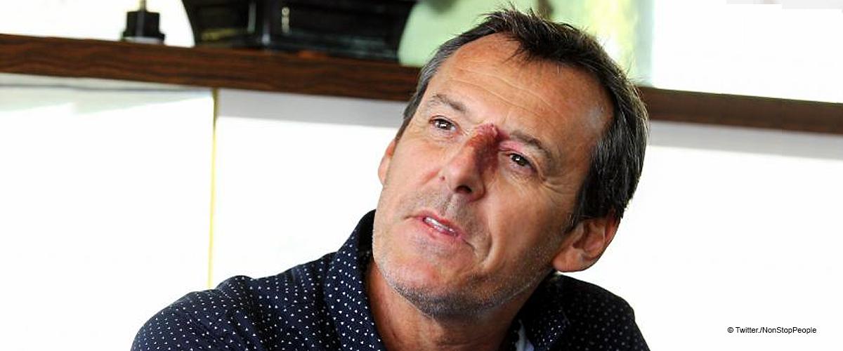 Jean-Luc Reichmann critique avec colère Patrice Laffont au sujet de l'affaire Quesada