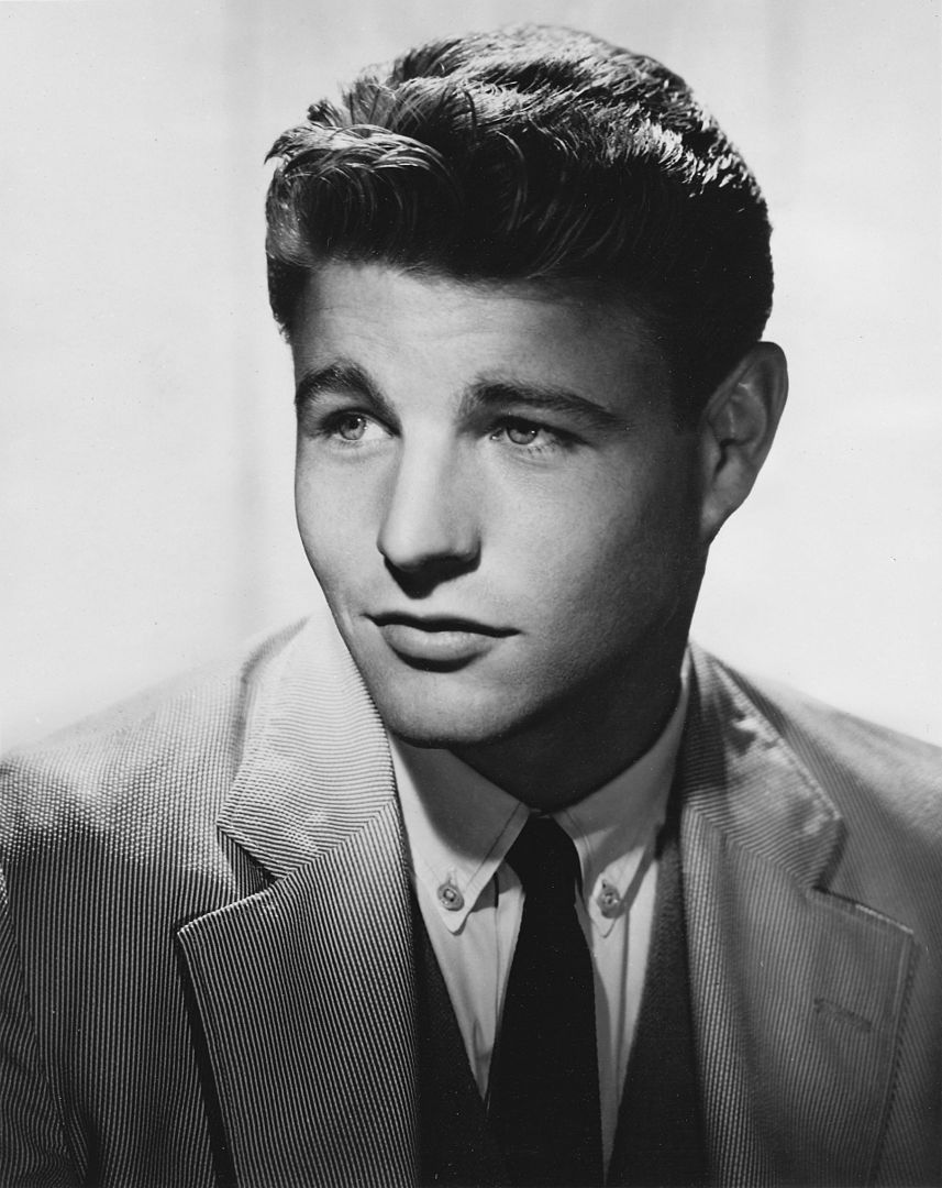 Publicity photo of David Nelson, promoting the September 16, 1964 premiere of the twelfth season of The Adventures of Ozzie and Harriet. | Photo: Wikimedia Commons Images