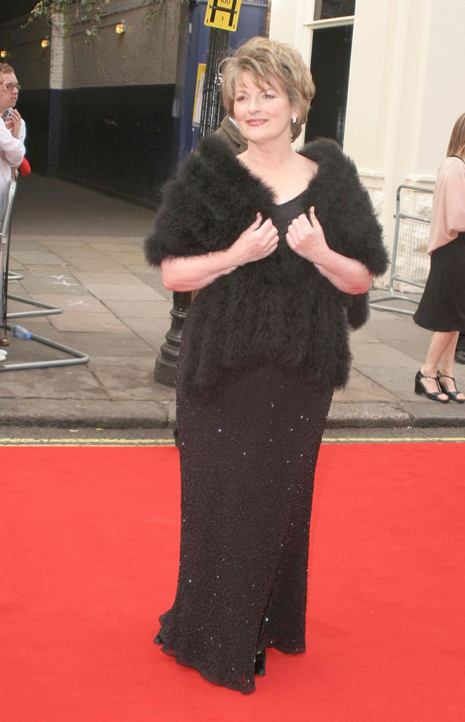 L'actrice Brenda Blethyn  | source : Getty images