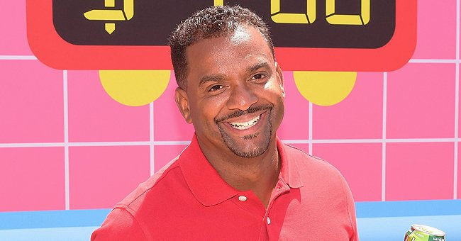 Watch Alfonso Ribeiro's Daughter Ava's Adorable Reaction to Seeing a Huge Dinosaur in a Museum