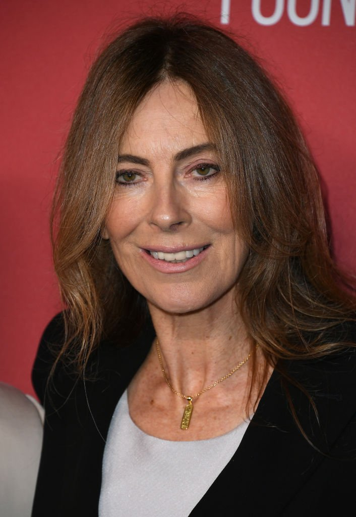 Kathryn Bigelow at the SAG-AFTRA Foundation Patron of the Artists Awards on November 9, 2017 | Photo: Getty Images