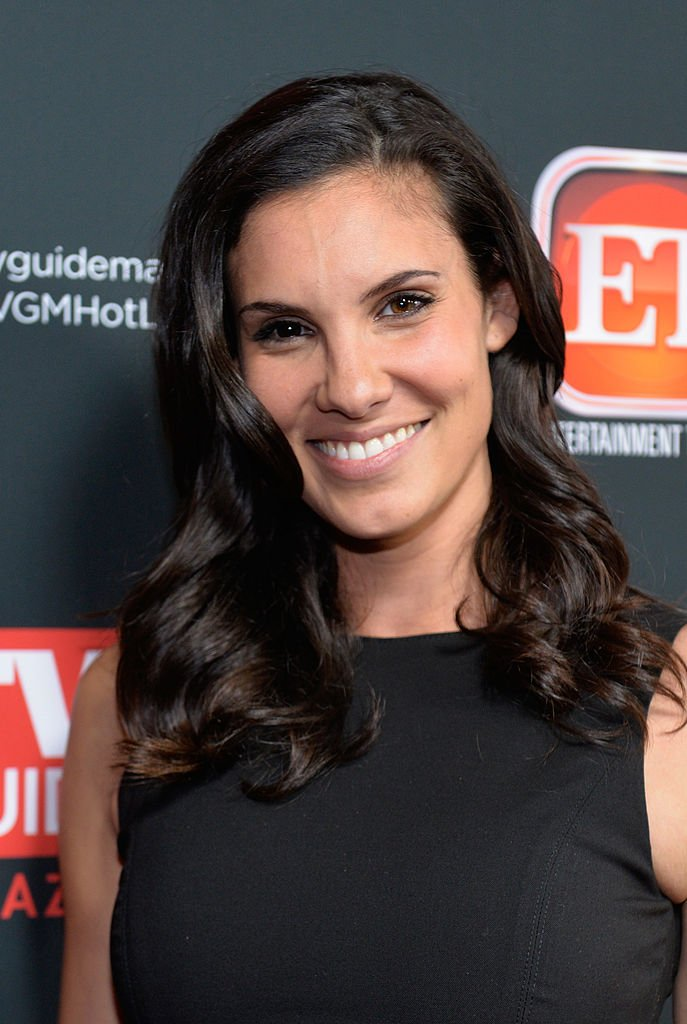 Daniela Ruah attends the Annual Hot List Party in Hollywood, California on November 4, 2013   Photo: Getty Images