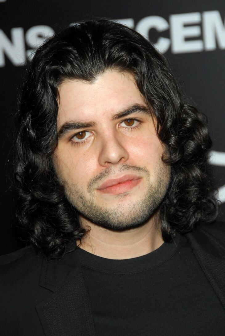 "Sage Stallone at the world premiere of ""Rocky Balboa""  