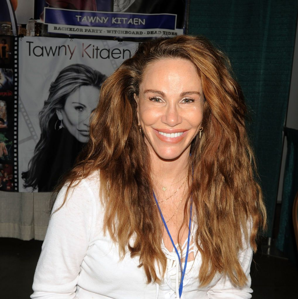 Tawny Kitaen at the STL Pop Culture Con on August 19, 2018 in St Charles. | Photo: Getty Images