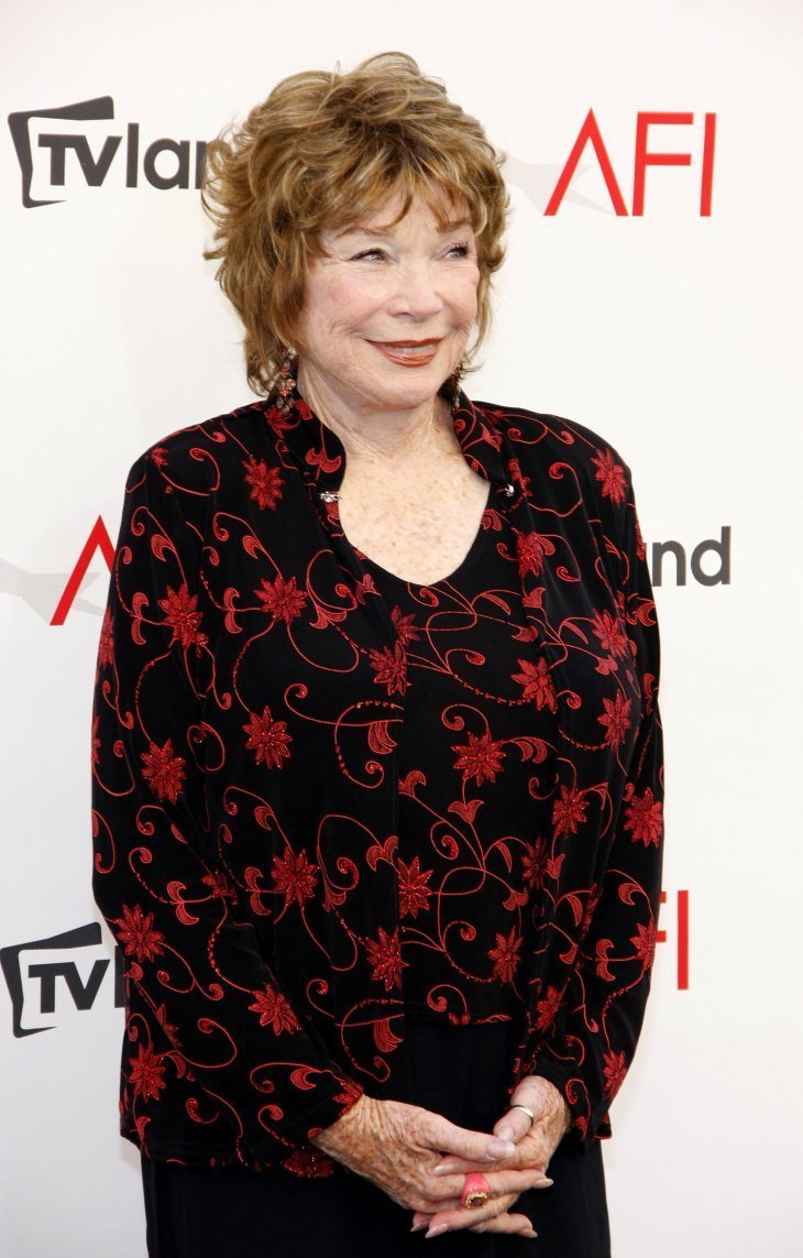 "Shirley MacLaine attends the Los Angeles Premiere of ""In Her Shoes"". Image credit: Shutterstock"