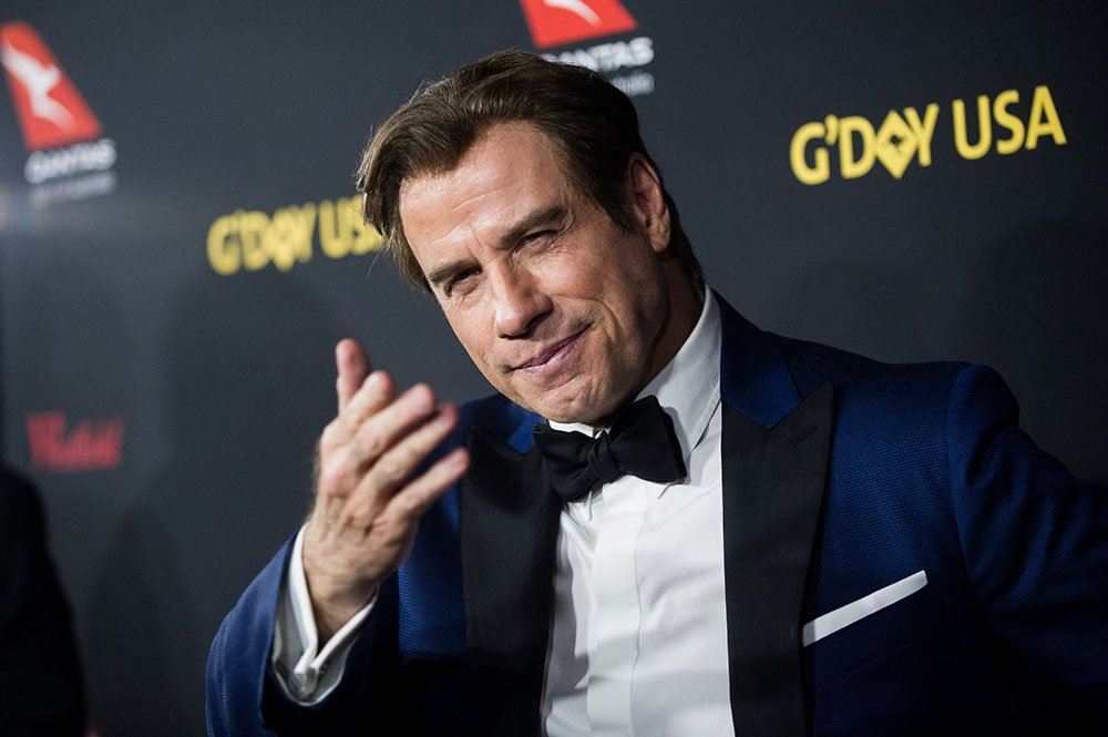 John Travolta. I Image: Getty Images.