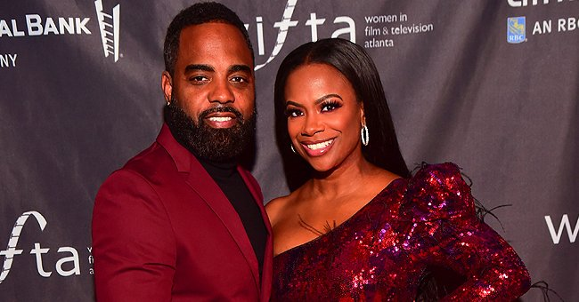 Kandi Burruss' Husband Todd Tucker's Daughter Kaela Shows off Fit Body with Friend in a Video