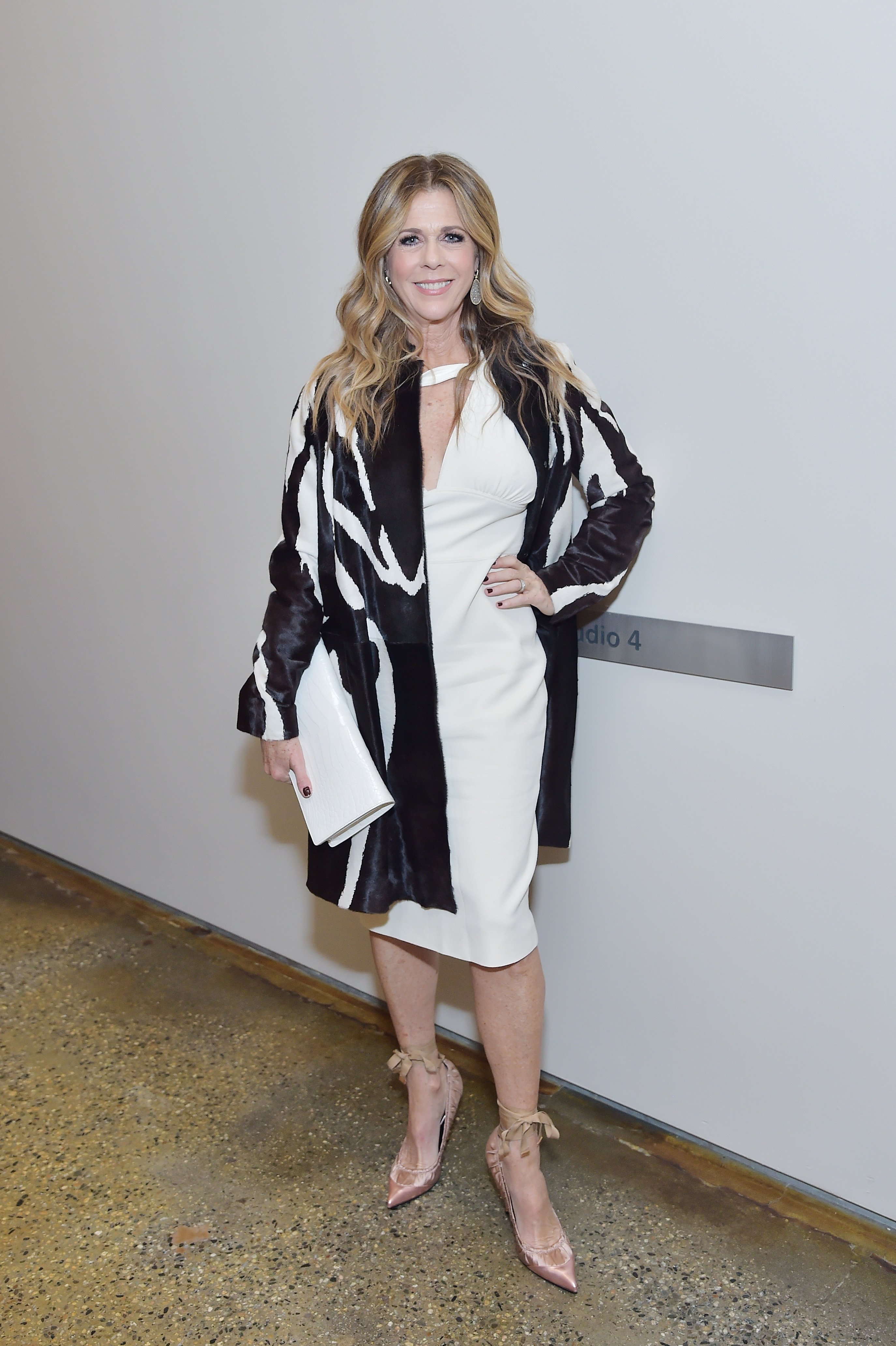 Rita Wilson attends The Hollywood Reporter's Power 100 Women In Entertainment on December 5, 2018   Photo: GettyImages