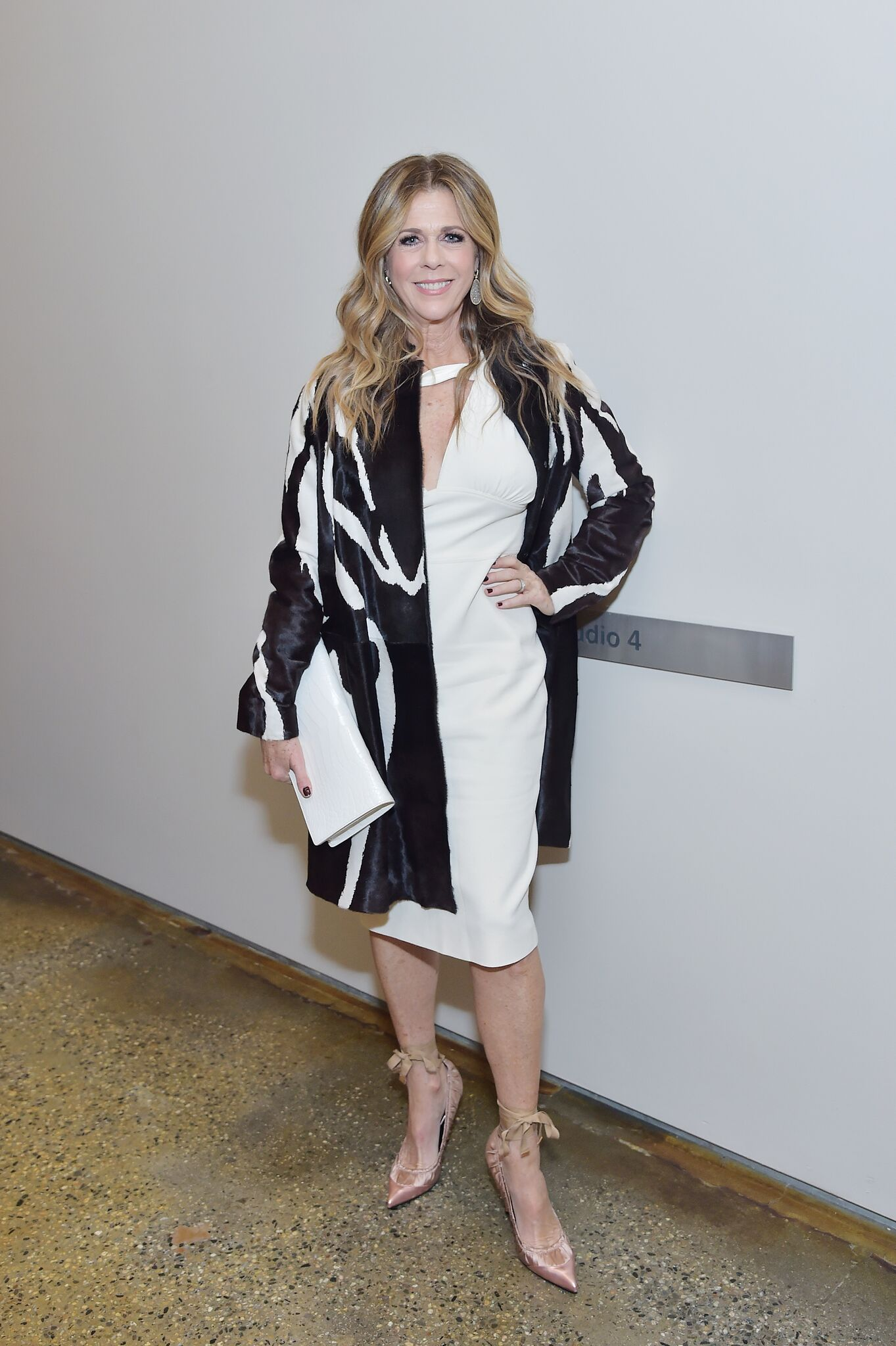 Rita Wilson attends The Hollywood Reporter's Power 100 Women In Entertainment at Milk Studios | Getty Images
