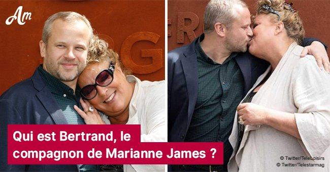 Qui est Bertrand Edl, l'homme aimé de Marianne James