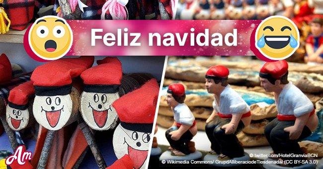 Las 12 tradiciones navideñas más extrañas y maravillosas celebradas en toda España