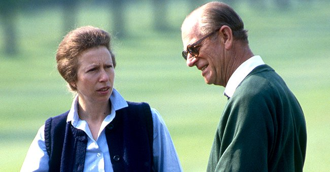 Princess Anne Pens a Moving Tribute as She Honors Her Father Prince Philip after His Death