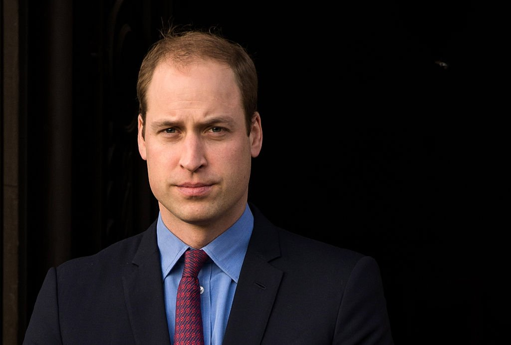 Le prince William. | Photo : Getty Images