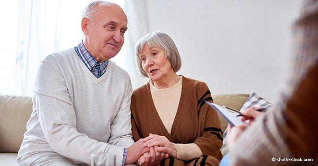 Pareja acude a consejería después de 30 años de matrimonio