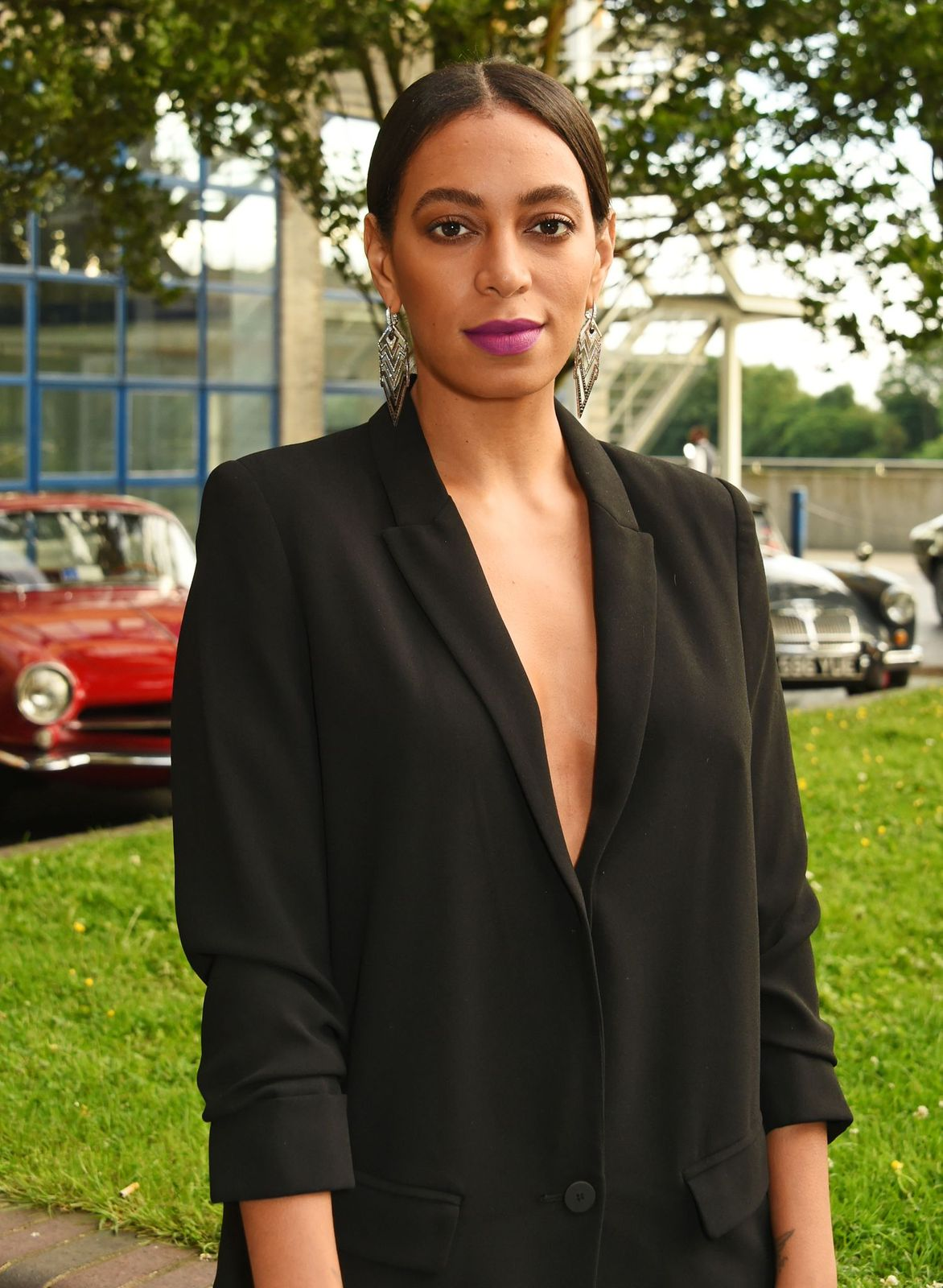 Solange Knowles attends a private dinner hosted by Michael Kors at The River Cafe on June 22, 2016. | Photo: Getty Images