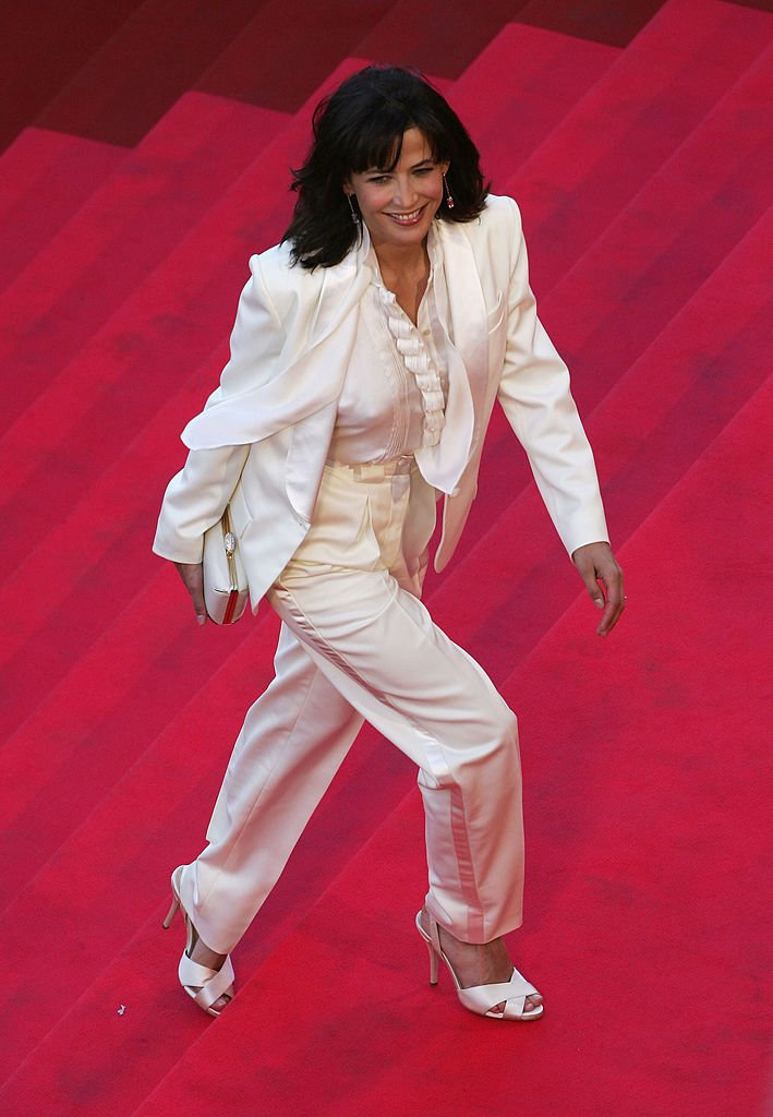 Sophie Marceau au Festival de Cannes en 2007. l Source : Getty Images