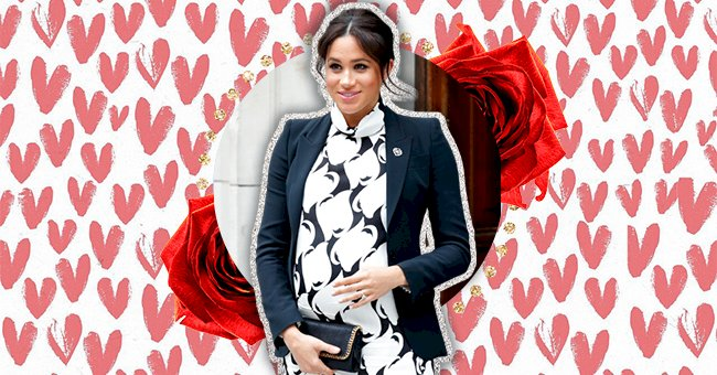 A Glimpse At Meghan Markle's Pregnancies In Pictures