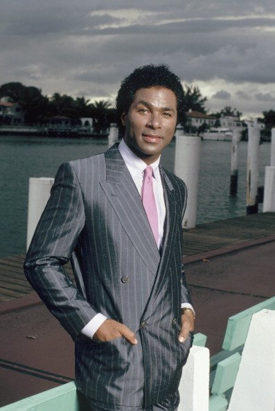"""Although he was popular for his role in """"Miami Vice,"""" Philip Michael Thomas went on to become a musical superstar. 
