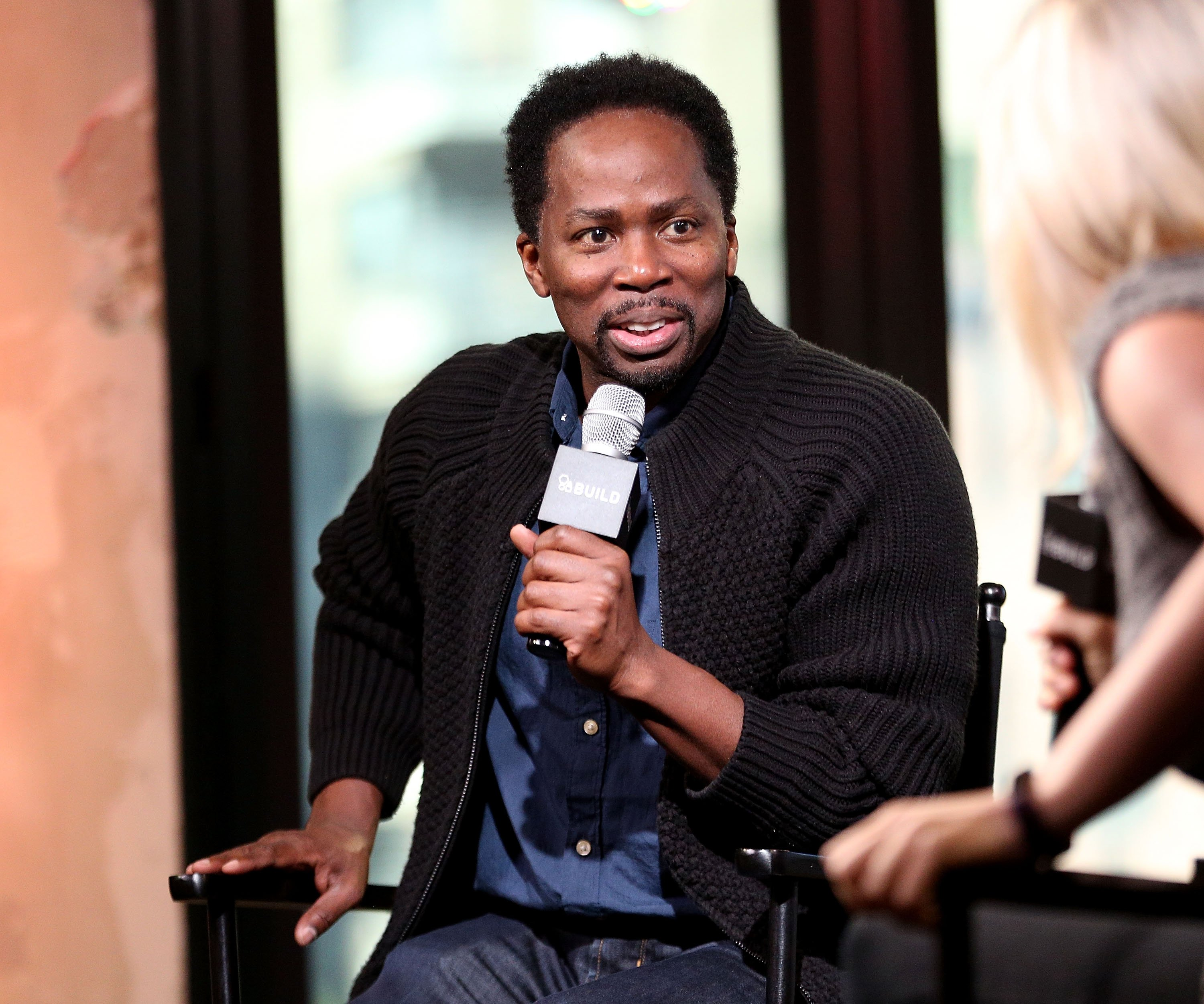 Harold Perrineau attends The Build Series  at AOL HQ on October 31, 2016 | Photo: GettyImages