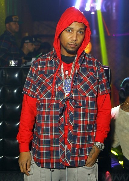 Juelz Santana attends Medusa Lounge on March 5, 2017 in Atlanta | Photo: Getty Images