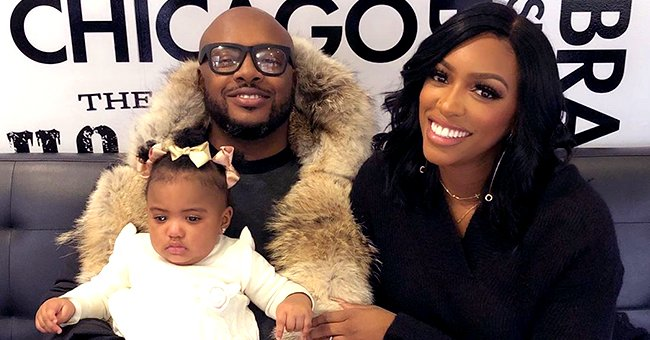Porsha Williams from RHOA Says She and Fiancé Dennis McKinley Are Working on Baby #2