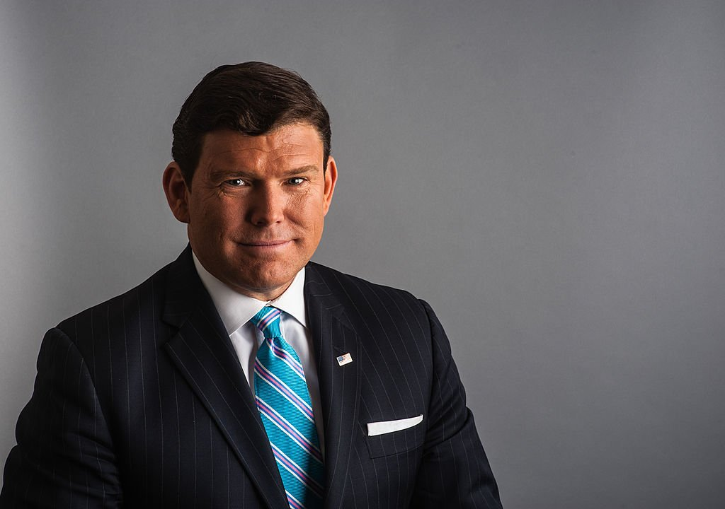 Bret Baier, who is the host of Fox News' top-rated cable news program, poses for a portrait on May 09, 2014 | Photo: Getty Images