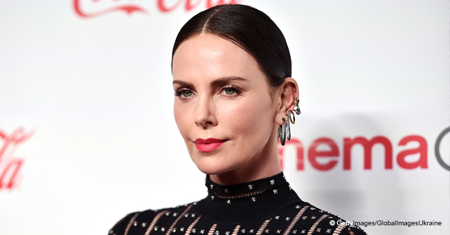 Charlize Theron Reportedly Says She Is Raising Her Oldest Child Jackson as a Girl