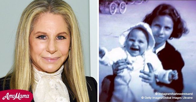 Barbra Streisand has a sister that looks like her twin and is also a talented singer