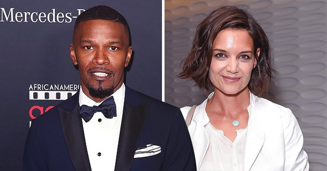 Jamie Foxx Jokes about His Love Life with Ellen DeGeneres after Split from Katie Holmes
