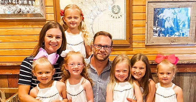 'OutDaughtered' Stars Adam & Danielle Busby Look Cute Enjoying a Quick & Casual Date