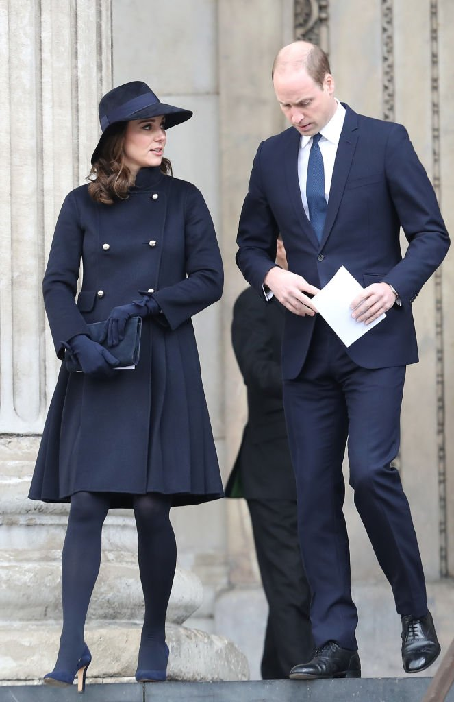 Duchess Kate and Prince William | Photo: Getty Images