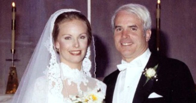 John McCain's Widow Cindy Shares a Touching Tribute on Their 41st Wedding Anniversary
