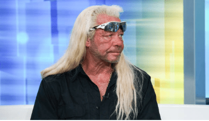 """Duane Chapman visits """"FOX and Friends""""   Source: Getty Images"""