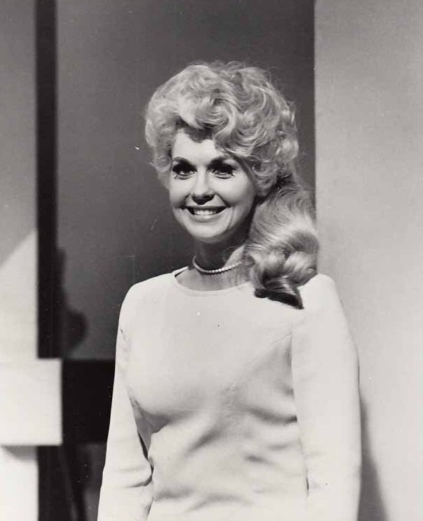"Portrait of actress Donna Douglas who portrayed Elly May Clampett on the CBS television situation comedy, ""The Beverly Hillbillies"", March 29, 1967 