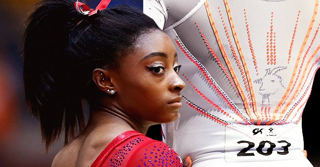Fans Slam Simone Biles for Putting a Goat on Her Leotard during the US Classic