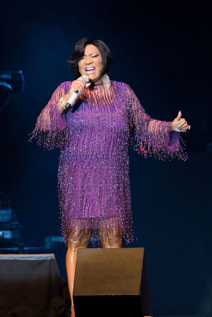 Patti LaBelle performing at the Sands Bethlehem Event Center on February 16, 2018 in Bethlehem, Pennsylvania. | Source: Getty