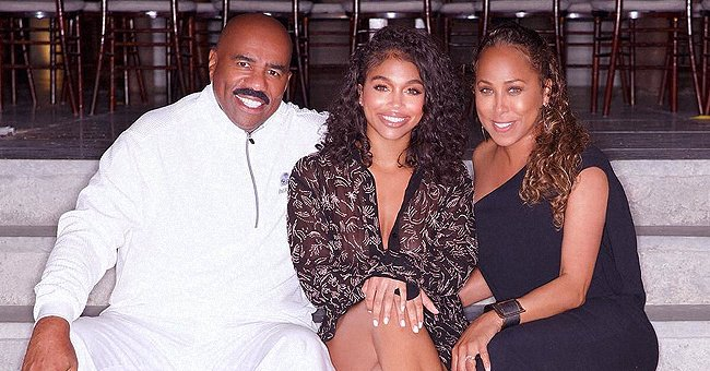Steve Harvey and Wife Marjorie Share Beautiful Photos of Lori as They Celebrate Her 23rd Birthday