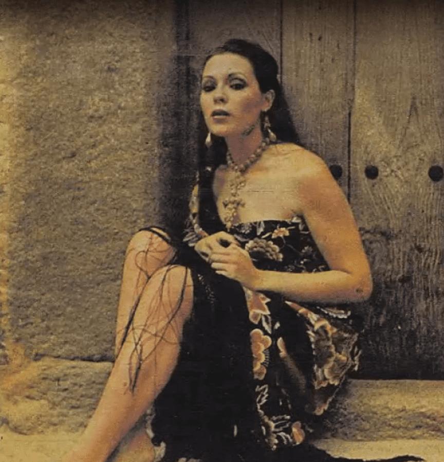 Pilar Velázquez, actriz española | Imagen: YouTube/ai.pictures Español
